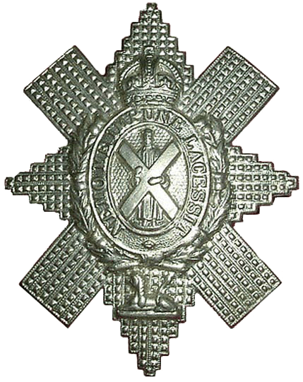 1st Battalion Black Watch B-Company